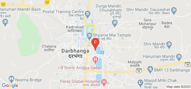 Chandradhari Mithila Law College, Kathalbari, Darbhanga, Bihar, India