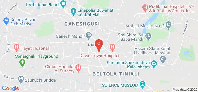 Dispur Law College Road, Dispur, Guwahati, Assam, India
