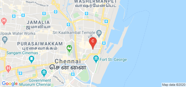 Dr. Ambedkar Government Law College, Parrys, George Town, Chennai, Tamil Nadu, India
