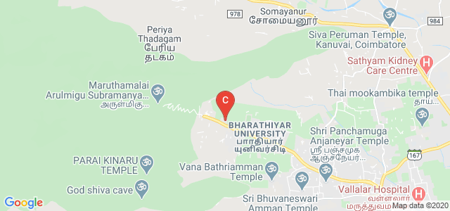 Government Law College, Post, Bharathiyar University, Coimbatore, Tamil Nadu, India