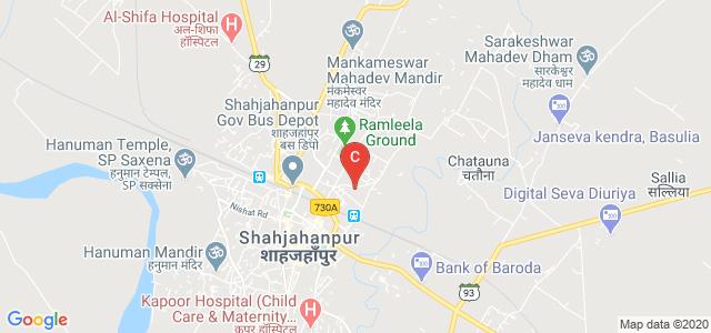 Gandhi Faiz-E-Aam College, Cantt Area, Officers' Colony, Shahjahanpur, Uttar Pradesh, India
