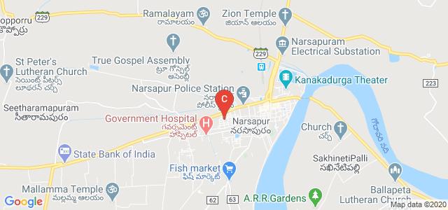 BGBS Women's College, Roypeta, Narsapur, Andhra Pradesh, India