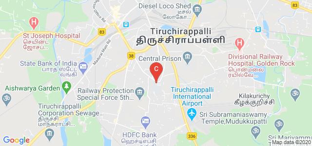 Periyar E.V.R. College, Race Course Road, Kajamalai, K.K Nagar, Tiruchirappalli, Tamil Nadu, India