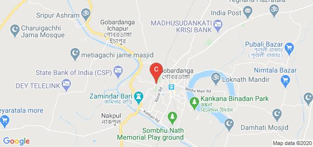Gobardanga Hindu College, Garhpara, Gobardanga, West Bengal, India