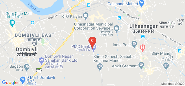 Samyak Sankalpa College of Arts Commerce and Science, Kalyan East, Chinchpada Gaon, Kalyan, Maharashtra, India