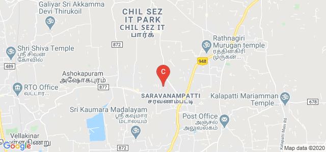 KG College of Arts and Science, Thudiyalur Road, Saravanampatty, Coimbatore, Tamil Nadu, India