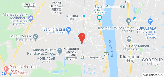 Nabagram Hiralal Paul College, Konnagar, Hooghly, West Bengal, India