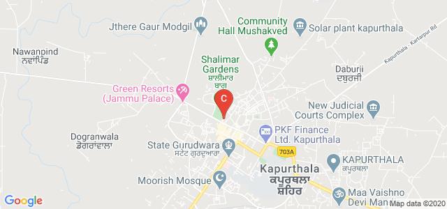 Hindu Kanya College, Mohalla Sheranwala, Sheikhupur, Kapurthala, Punjab, India