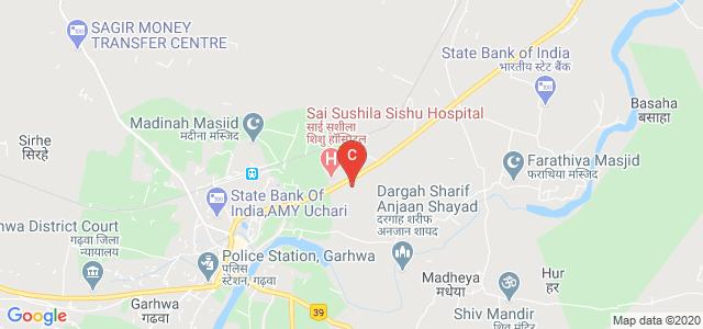 S.P.D. College, Garhwa, Garhwa, Jharkhand, India