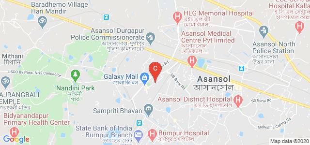 Asansol Girls College, Asansol Court Area, Asansol, West Bengal, India