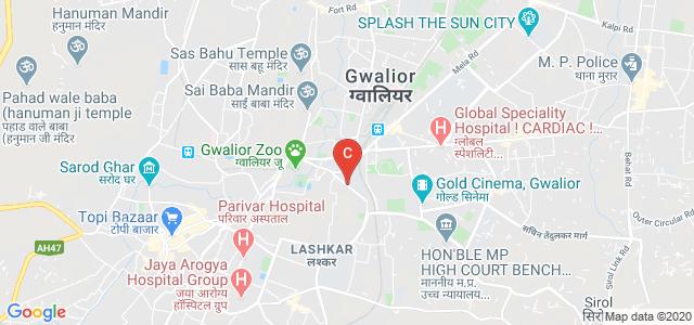 Oxford college, Vijay Nagar Extension, Basant Vihar, Lashkar, Gwalior, Madhya Pradesh, India