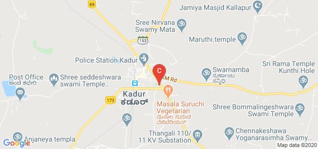 Government First Grade College, National Highway 206, Kadur, Chikkamagaluru, Karnataka, India