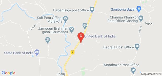 Jhanji Hemnath Sarma College, Jamuguri, Assam, India