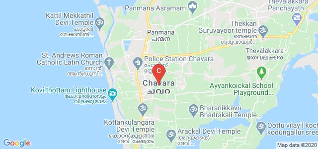 Chavara, Kollam, Kerala, India