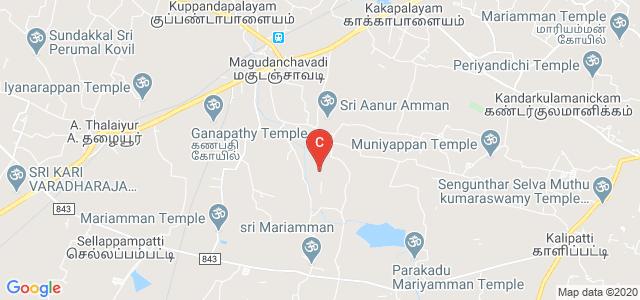 SKANDHA SCHOOL OF ARCHITECTURE, Magudanchavadi, Tamil Nadu, India