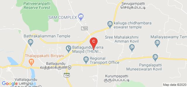 KP National College, Batlagundu, Tamil Nadu, India