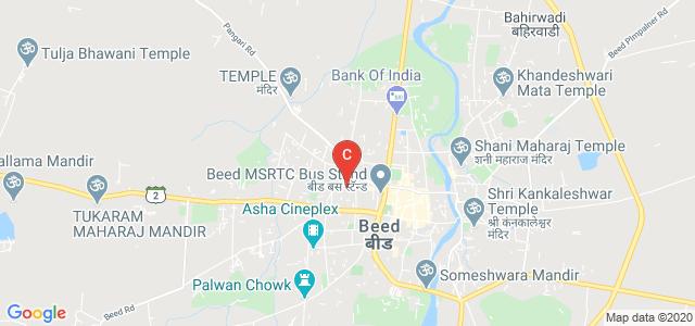 Tulsi Computer College, Adarsh nagar, Beed, Maharashtra, India