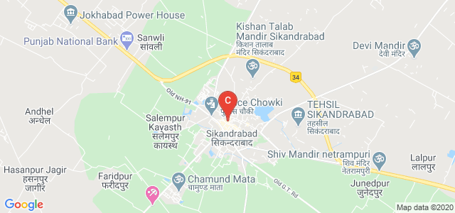 Modern international college of pharmacy, Sikandrabad, Uttar Pradesh, India