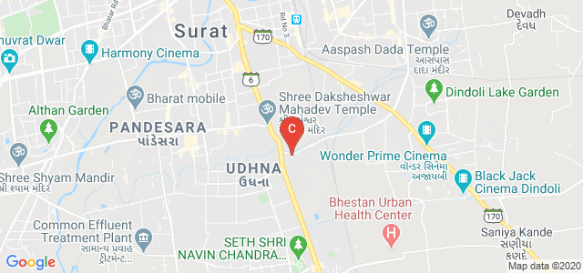 Vimal Tormal Poddar Commerce College, Surat - Navsari Road, Near BRC Colony, Pramukh Park, Udhna, Surat, Gujarat, India