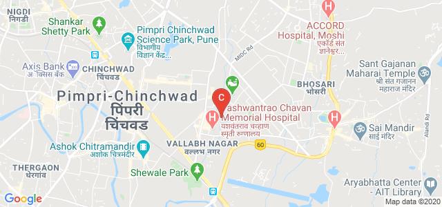 Dr. D. Y. Patil Dental College & Hospital, MIDC, Bhosari, Pune, Maharashtra, India