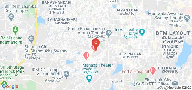 Dayananda Sagar College of Dental Sciences, 1st Stage, Kumaraswamy Layout, Bangalore, Karnataka, India