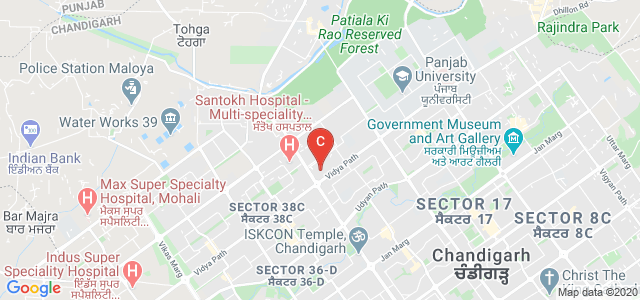 Dr. Harvansh Singh Judge Institute of Dental Sciences & Hospital, Sector 25, Chandigarh, India