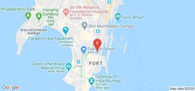 Government Dental College and Hospital, Chhatrapati Shivaji Terminus Area, Fort, Mumbai, Maharashtra, India