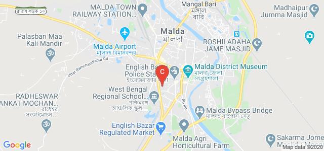 Malda Medical College and Hospital, Uma Roy Sarani, Malda, West Bengal, India