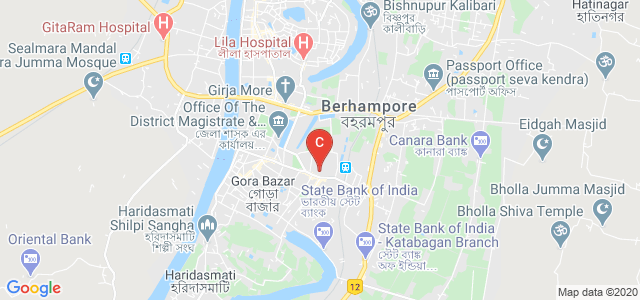 Murshidabad Medical College & Hospital, Station Road, Raninagar, Gora Bazar, Berhampore, Murshidabad, West Bengal, India