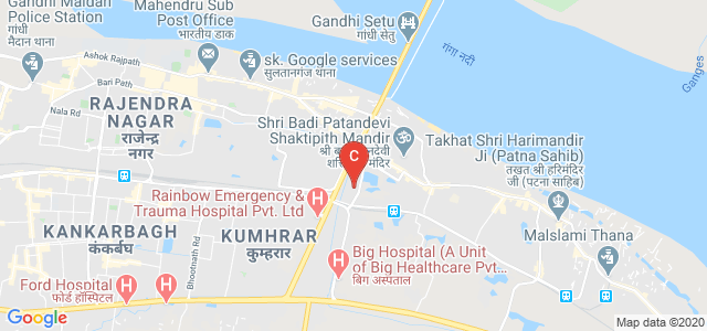 Nalanda Medical College Hospital, Sadikpur, Patna, Bihar, India