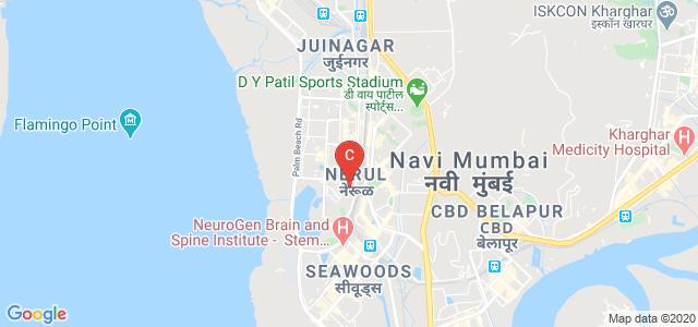 Terna Dental College & Hospital, Sector 22, Nerul, Navi Mumbai, Maharashtra, India