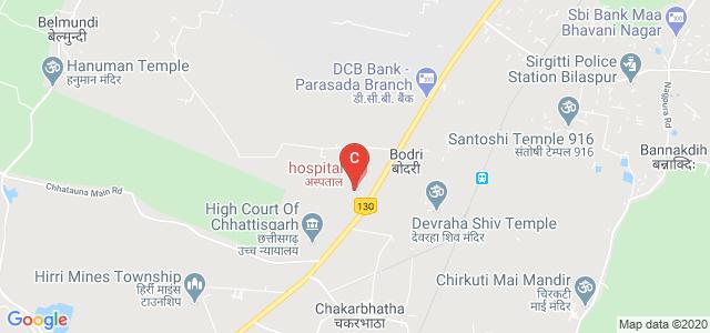 Triveni Institute of Dental Sciences, Hospital & Research Centre, Bilaspur, Chhattisgarh, India