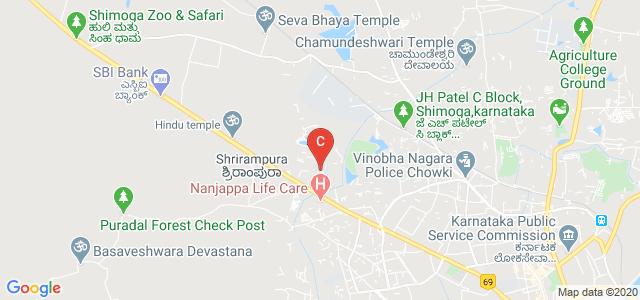 Sharavathi Dental College and Hospital, Shimoga, Karnataka, India