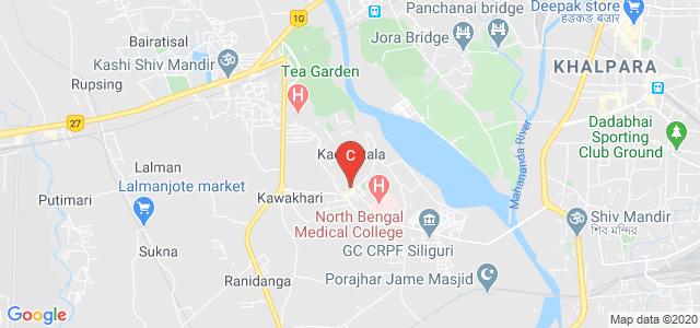 North Bengal Dental College, Thiknikata, West Bengal, India