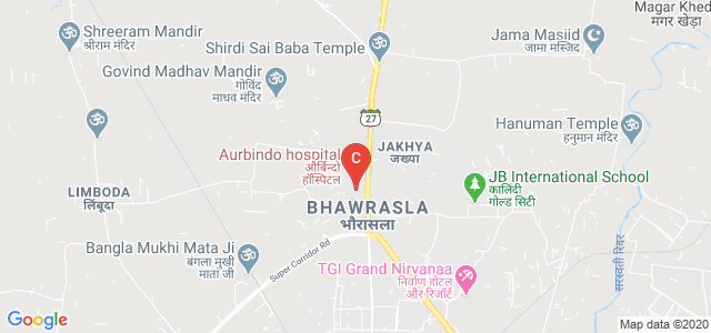 Shri Aurobindo Dental College, Indore Ujjain State Highway, Service Road, Near MR 10 Crossing, Beside HP Petroleum, Front Of Empire Estate, Bhawrasla, Indore, Madhya Pradesh, India