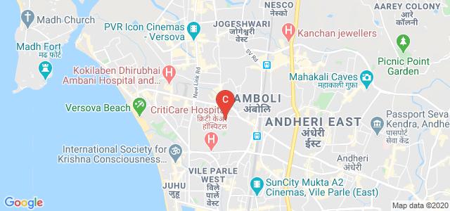 School of Broadcasting & Communication, Gilbert Hill Road, Gilbert Hill, Andheri West, Mumbai, Maharashtra, India