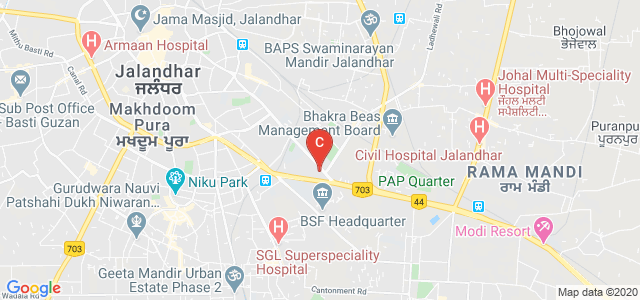 KCL Institute of Laws, Jalandhar, Ladowali Road, Mohyal Nagar, Jalandhar, Punjab, India