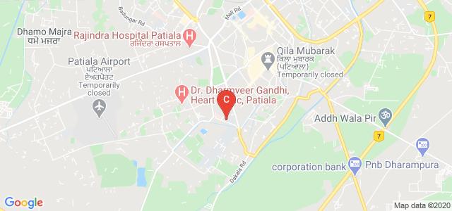Government Ayurvedic College, Moti Bagh, Patiala, Punjab, India