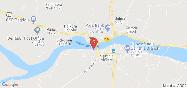 Birbhum Vivekananda Homoeopathic Medical College & Hospital, Sainthia, West Bengal, India