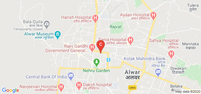 Y P S M Homoeopathic Medical College, Tejmandi, Shivaji Park, Alwar, Rajasthan, India