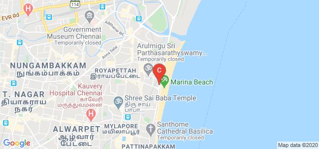 Tamilnadu Institute Of Labour Studies, Kamaraj Salai, Ayothiya Nagar, Triplicane, Chennai, Tamil Nadu, India