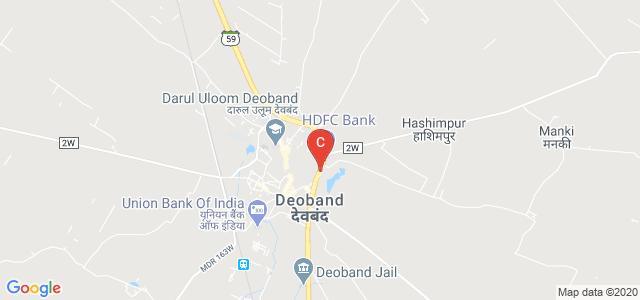 SH 59, Nanheda Asha, Deoband, Uttar Pradesh 247554, India