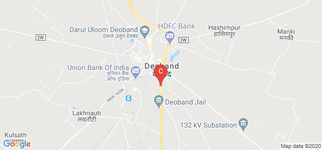 SH 59, Sarsawa, Noorpur Dehat, Uttar Pradesh 247554, India