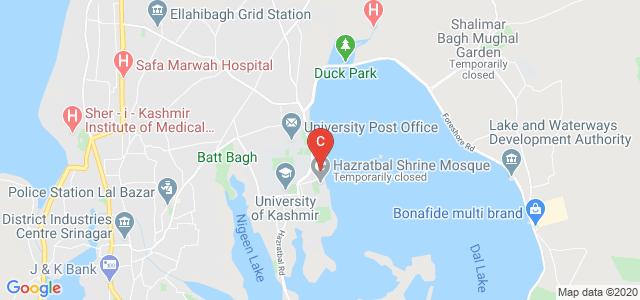 Government Medical College, Hazaratbal, Srinagar