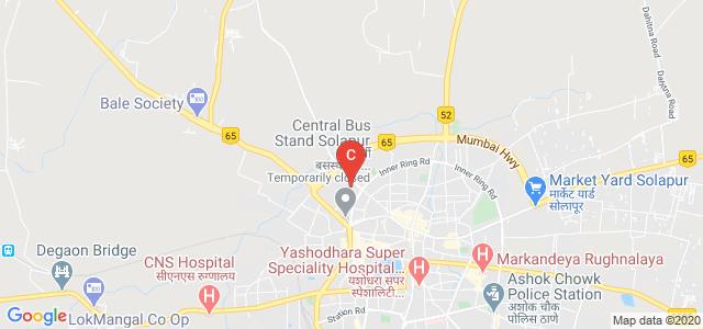Seth Govindji Raoji Ayurved Medical College, Samrath Chowk, Solapur, Maharashtra, India
