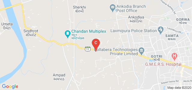 Baroda Homeopathic Medical College, Opp. Xavier Technical Institute, Sevasi - Sindhrot Road, Sevasi, Vadodara, Gujarat, India