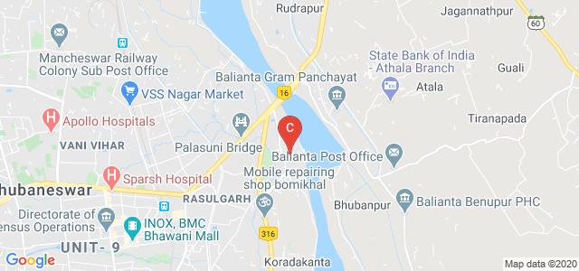 Hi-Tech College of Physiotherapy, Health park, & Hospital campus, Pandra, Bhubaneswar, Odisha, India