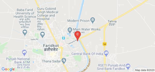 Dasmesh College of Physiotherapy, Green Avenue, Faridkot, Punjab, India