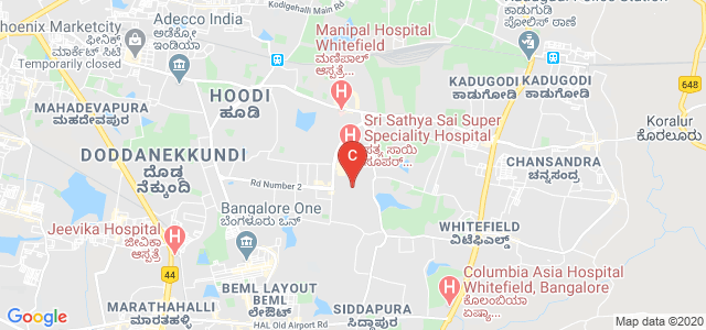 Vydehi Institute Of Medical Sciences And Research Centre, KIADB Export Promotion Industrial Area, Whitefield, Bangalore, Karnataka, India