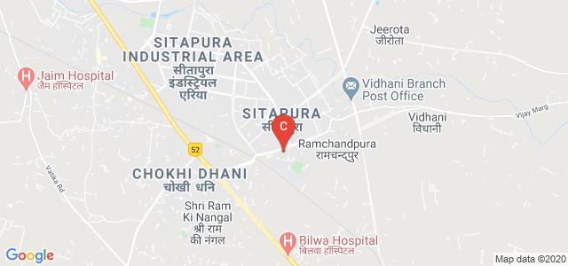 Swasthya Kalyan Homoeopathic Medical College & Research Centre, Goner Road, Sitapura Industrial Area, Sitapura, Jaipur, Rajasthan, India